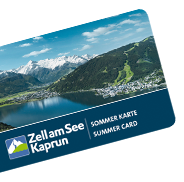 Zell am See Kaprun Card